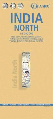 Borch Map India North