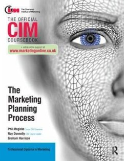 CIM Coursebook: The Marketing Planning Process - Donnelly, Ray; Harrison, Graham