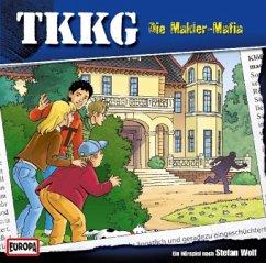 Die Makler-Mafia / TKKG Bd.163 (1 Audio-CD) - Wolf, Stefan