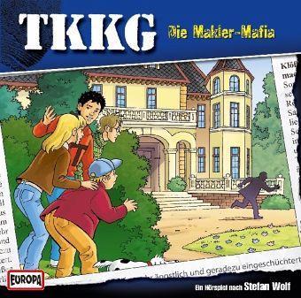 Die Makler-Mafia / TKKG Bd.163 (1 Audio-CD) - TKKG