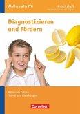 Diagnostizieren und Fördern in Mathematik 7./8. Schuljahr. Rationale Zahlen, Terme und Gleichungen
