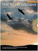 Time to Say Goodbye, m. Audio-CD, für Alt/Bariton und Klavier