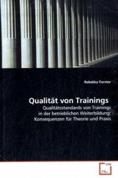 Qualität von Trainings