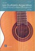 La Guitarra Argentina, m. Audio-CD