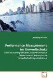Performance Measurement im Umweltschutz