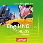 English G 21 - Erweiterte Ausgabe D - Band 4: 8. Schuljahr / English G 21, Ausgabe D Bd.4