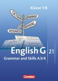 English G 21. Ausgabe A 3 und A 4. Grammar and Skills