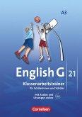 English G 21 Ausgabe A/3: 7. Schuljahr. Klassenarbeitstrainer