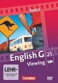 English G 21 - Ausgaben A (5- und 6-jährige Sekundarstufe I), B und D - Band 5: 9. Schuljahr, Video-DVD