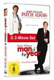 Patch Adams / Man of the Year (2 DVDs)