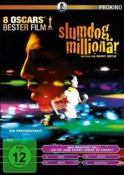 Slumdog Millionär (DVD) - Slumdog Millionaer/Dvd