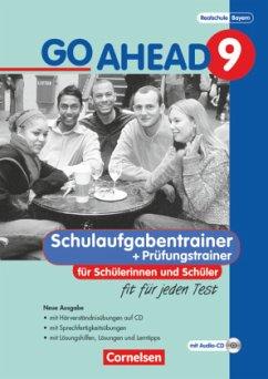 Go Ahead 9. Jahrgangsstufe. Schulaufgaben- und Prüfungstrainer - Heidemeier, Renate