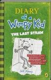 Diary of a Wimpy Kid - The Last Straw\Gregs Tagebuch - Jetzt reicht's!, englische Ausgabe Bd.3