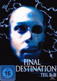Final Destination - Teil 2 + 3 - 2 Disc DVD