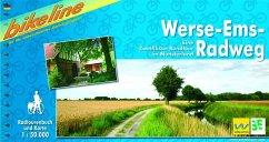 bikeline Radtourenbuch Werse-Ems-Radweg