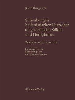 Zeugnisse und Kommentare - Bringmann, Klaus / Steuben, Hans von (Hgg.)