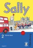 2. Schuljahr, Ausgabe D, Activity Book m. Audio-CD und Kartonbeilagen / Sally, Ab Klasse 1