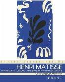 Henri Matisse, Mit der Schere zeichnen