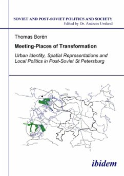 Meeting Places of Transformation - Borén, Thomas