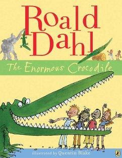 The Enormous Crocodile - Dahl, Roald