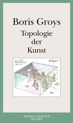 Topologie der Kunst - Groys, Boris