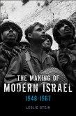 The Making of Modern Israel: 1948-1967