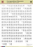 Stufen A+B, Zeichentafel / Unvergessliches Chinesisch