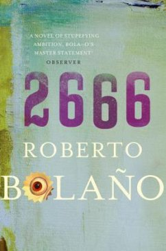 2666, English edition - Bolaño, Roberto