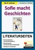 Sofie macht Geschichten / Literaturseiten