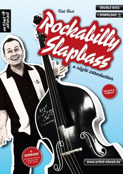 Rockabilly Slapbass, m. Audio-CD