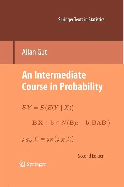 An intermediate Course In probability Solution manual pdf