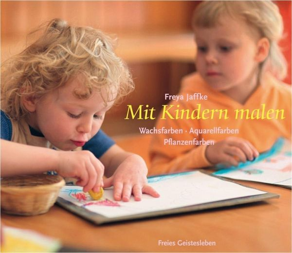 mit kindern malen von freya jaffke fachbuch. Black Bedroom Furniture Sets. Home Design Ideas
