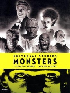 Universal Studios Monsters - Mallory, Michael