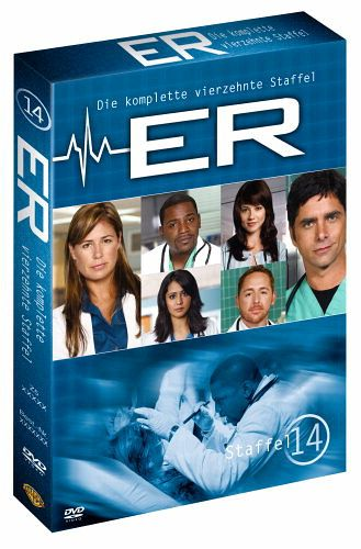 ER - Emergency Room, Staffel 14 (3 DVDs)