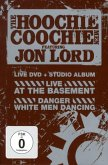 The Hoochie Coochie Men Feat. Jon Lord - Live At The Basement & Danger White Men Dancing (+ Audio-CD)
