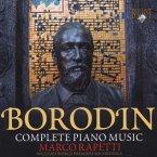 Borodin: Sämtliche Klaviermusik (Ga)