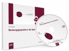 Beratungsgespräche in der Apotheke, 1 Audio-CD