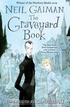 The Graveyard Book. Children´s Edition