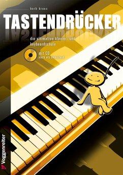 Tastendrücker, m. Audio-CD - Kraus, Herb