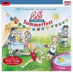 Rolfs Familien-Sommerfest, 1 Audio-CD - Zuckowski, Rolf