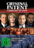 Criminal Intent - Verbrechen im Visier, Season Two, Part One (3 DVDs)