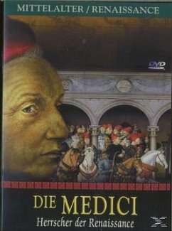 Die Medici - Herrscher der Renaissance (4 DVDs)