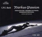 Cpe Bach: Markus-Passion
