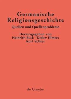 Germanische Religionsgeschichte