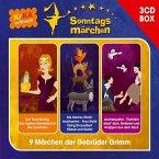 Ki.Ka Sonntagsmärchen - Hörspielbox, 3 Audio-CDs / Ki.Ka Sonntagsmärchen, Audio-CDs