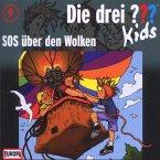 SOS über den Wolken / Die drei Fragezeichen-Kids Bd.9 (CD)