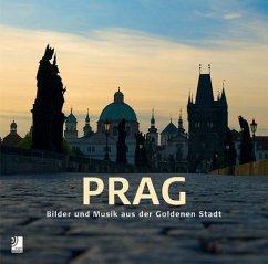 Prag, Bildband u. 4 Audio-CDs