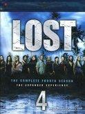 Lost - Die komplette vierte Staffel (5 Discs)