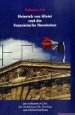 Heinrich von Kleist und die Französische Revolution