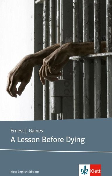 a lesson before dying 1 A lesson before dying short answer test - answer key ernest gaines this set of lesson plans consists of approximately 106 pages of tests, essay questions, lessons, and other teaching materials.